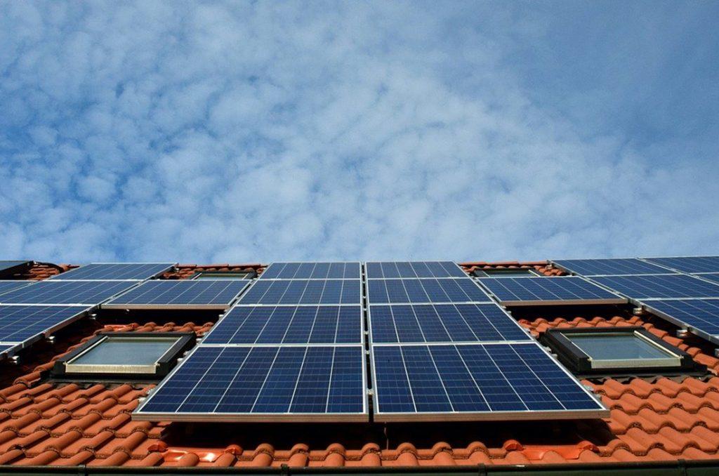 Solaranlageneinbau